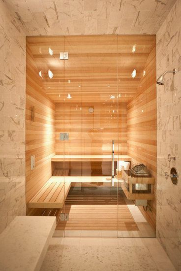 körper entgiften sauna