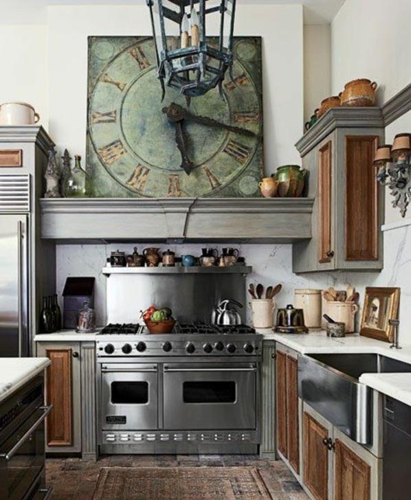 küchenuhr wanduhr küche vintage retro