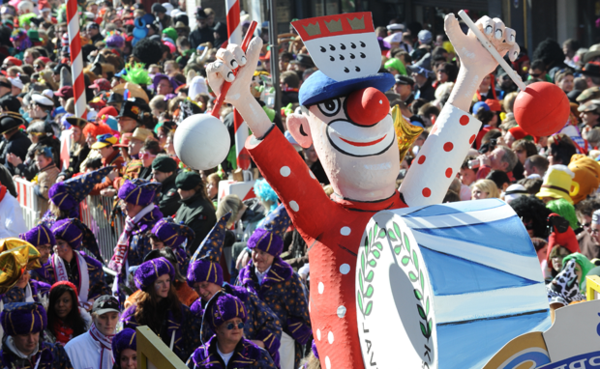 karneval 2015 köln clown trommel
