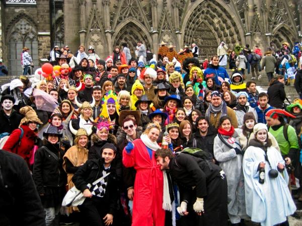 karneval 2015 köln feiern kostüme