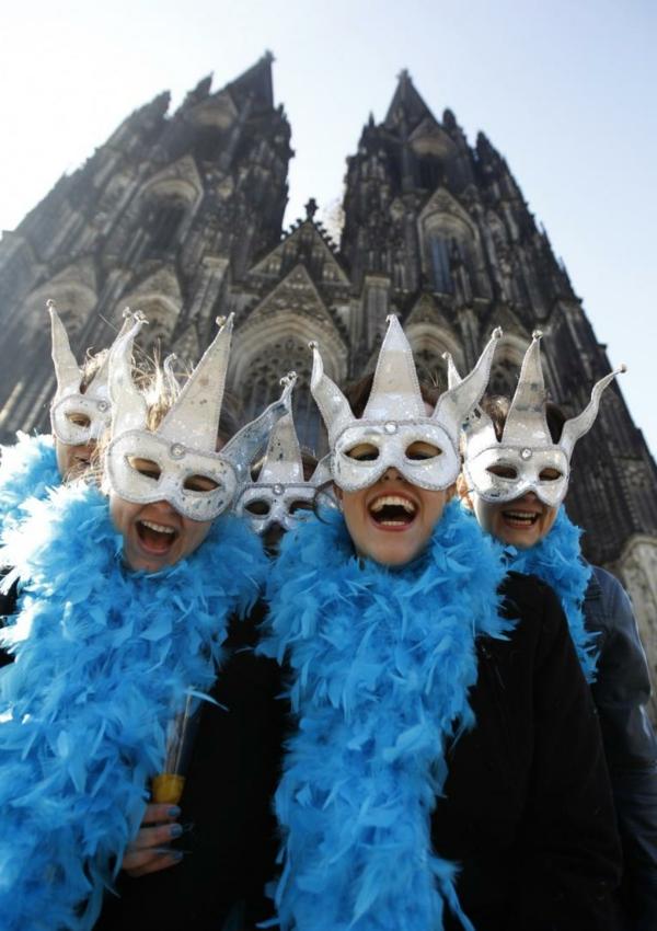 karneval 2015 köln kölner dom