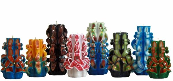 Tassen Kerzen Selber Machen : Kerzen selber machen wie werden geschnitzte gemacht