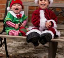 Kinderkostüme – Ideen für Kinderparty zu Weihnachten