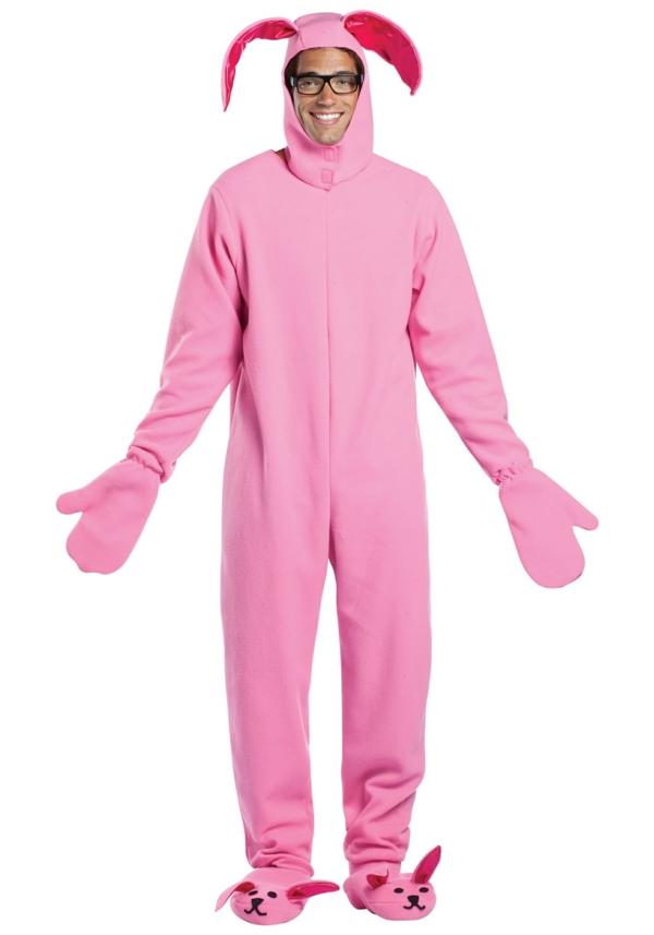 kinder kostüme erwachene herren rosa hase