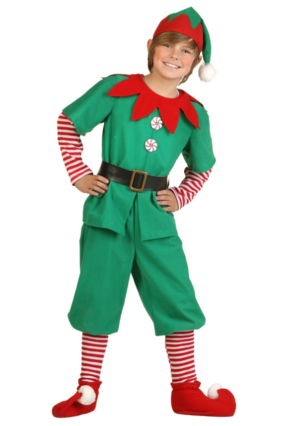 kinder kostüme jungen elf