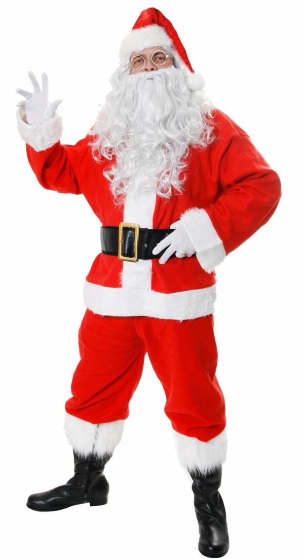 kinderkostüme weihnachtsmann