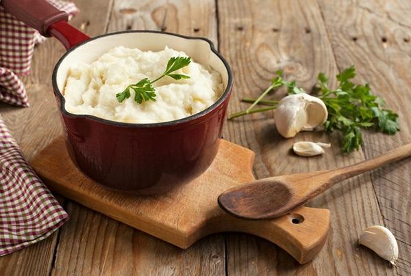 knoblauch bauch abnehmen kartoffel