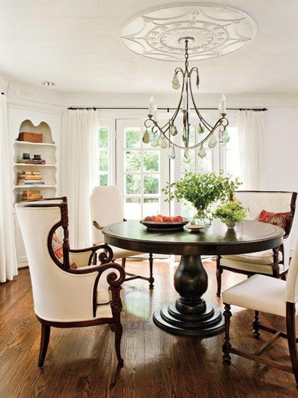 runde esstische für ihr speisezimmer - treffen sie die richtige, Esstisch ideennn