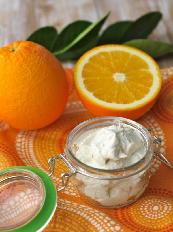 kontrollierte naturkosmetik selber machen orangen