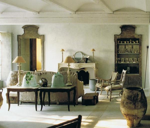 landhaus möbel antike stühle beistelltische