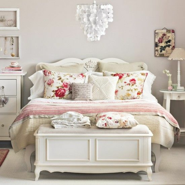 Schlafzimmer Im Shabby Style – Home Image Ideen