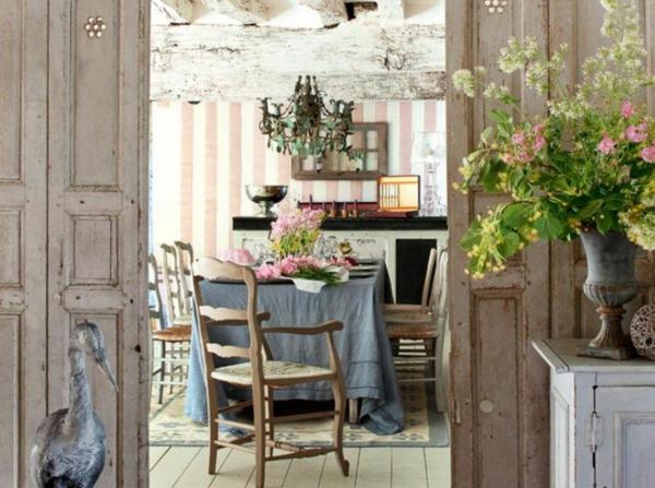 Landhausmöbel küche  Landhausmöbel - 30 Einrichtungsideen im Landhausstil