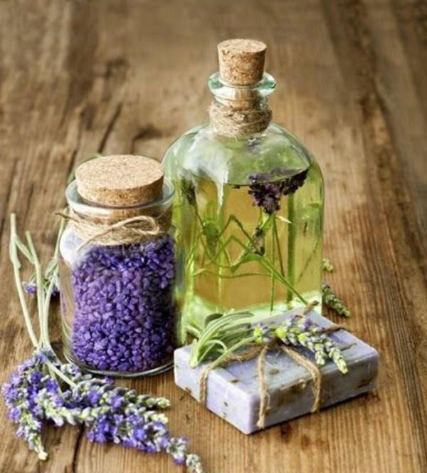 lavendel wirkung wasser trocken seife