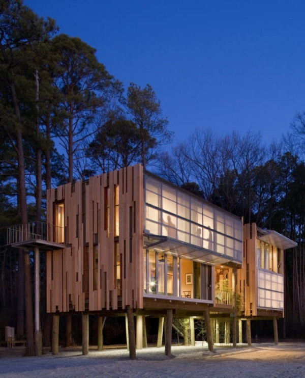 luxus fertighäuser zweistöckig säulen