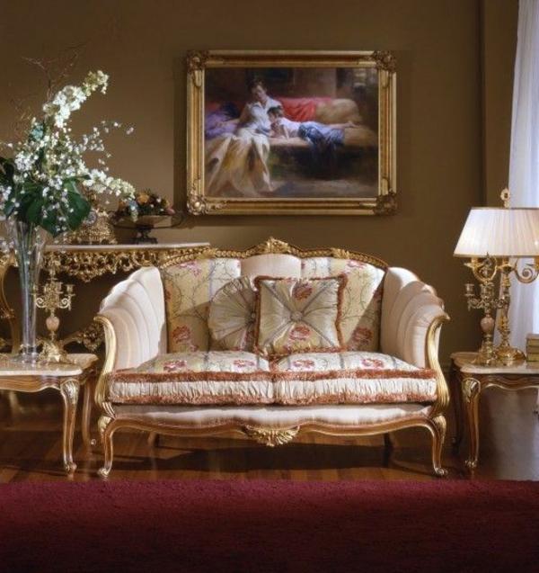 Designermöbel sofa  Italienische Stilmöbel - 50 moderne und klassische Polstermöbel