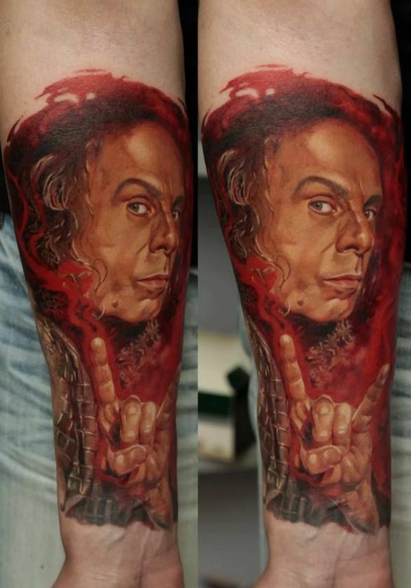 männer tattoos frauen vorlagen motive porträt