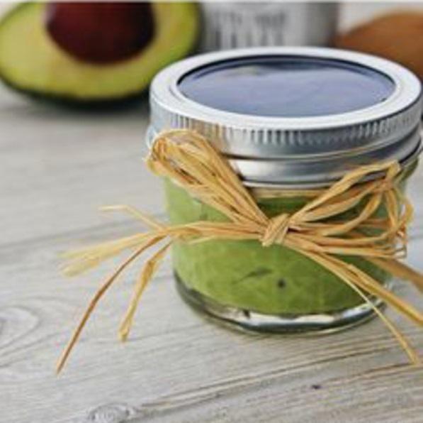 make up Naturkosmetik selber machen grüne gemüse