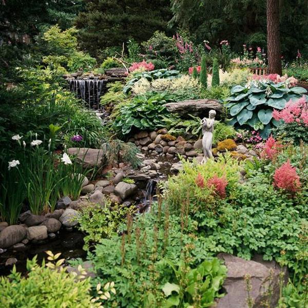 mein schöner garten wassergarten teich