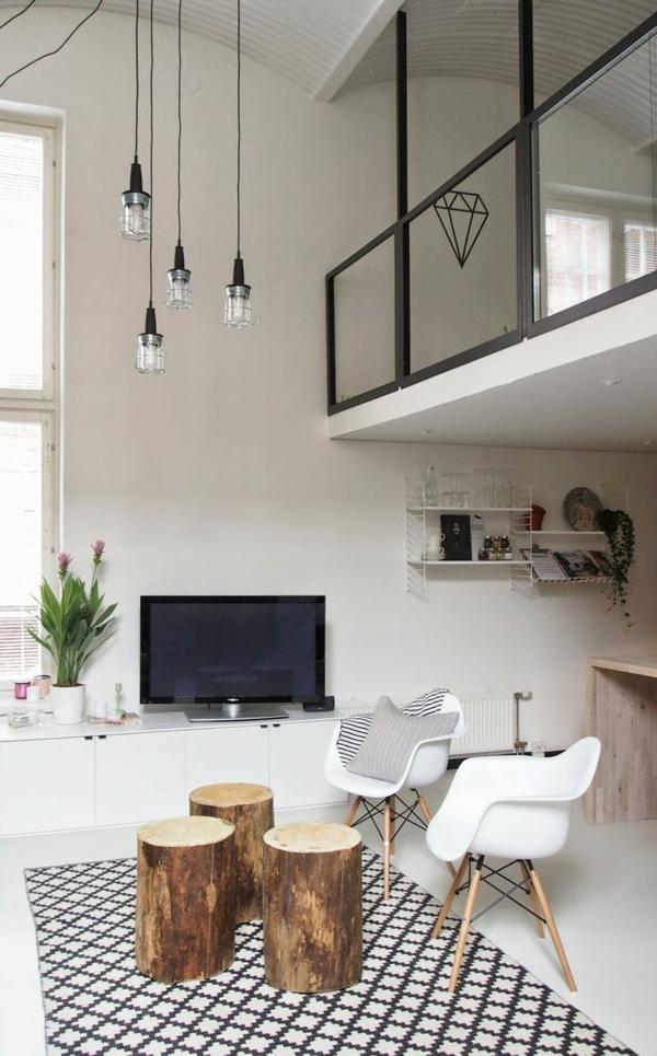 wohnzimmerlampen holz:moderne Wohnzimmerlampen Designs holz couchtisch
