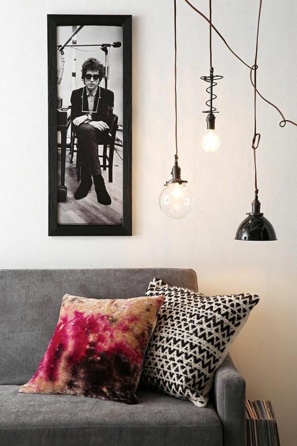 moderne lampen Designs sofa Wohnzimmer