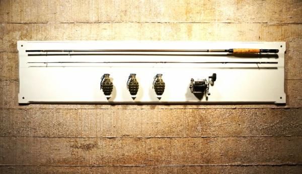 moderne kunst benjamin nordsmark art projekt angeln gehen