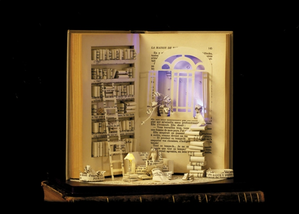 Moderne Skulpturen - Faszinierende Welten Aus Büchern Moderne Skulpturen Wohnzimmer