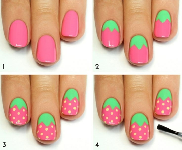 professionelle tipps und tricks zum thema ngel lackieren - Fingernagel Lackieren Muster