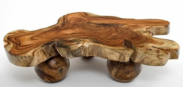 naturholzmöbel eiche massiv möbel dekorativ niedrig
