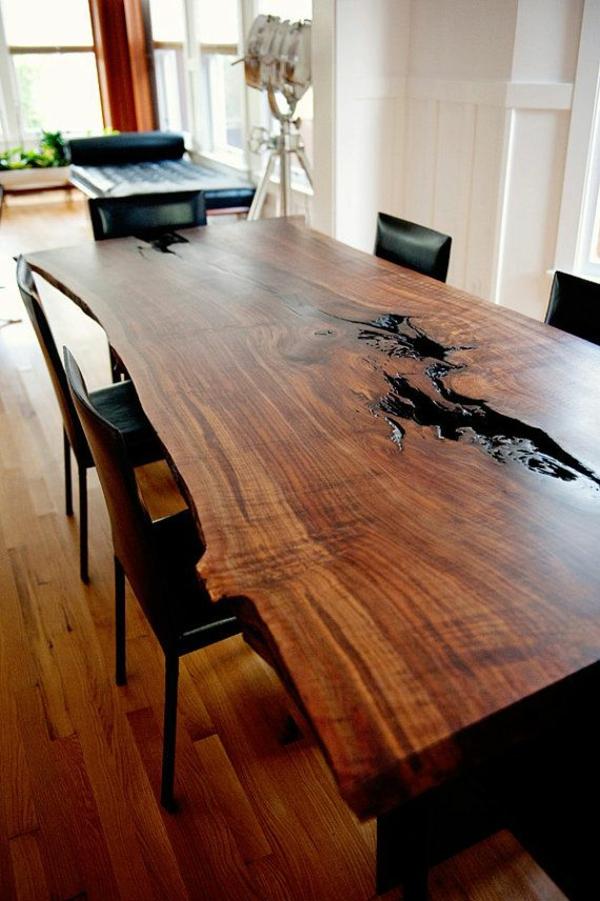 naturholz massivholz massivmöbel design braun
