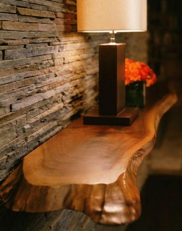 naturholzmöbel massivholz massivmöbel design flur