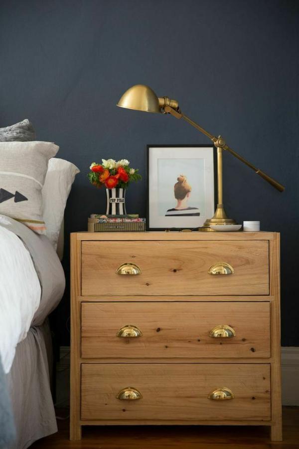 naturholz möbel massivholz massivmöbel design kommode