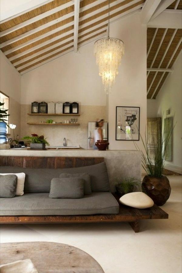 naturholz massivholz massivmöbel design sofa gestell