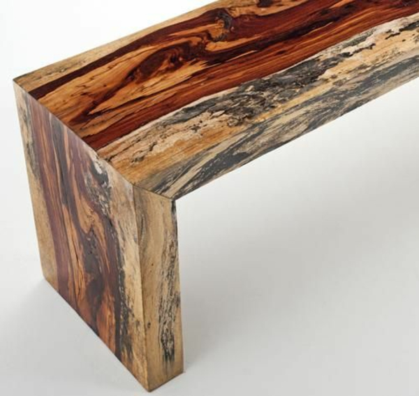 naturholz möbel tisch platte textur originell