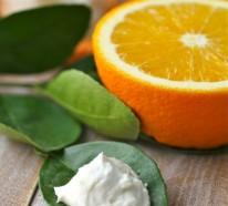 Naturkosmetik selber machen: Körperbutter mit Orangen und Kokos