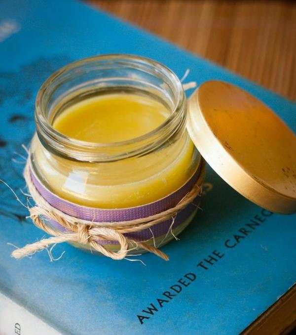 naturkosmetik selber machen nachtcreme olivenöl