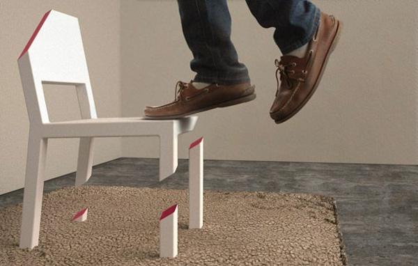 50 optische t uschungen zu hause bilder von visuellen for Most amazing furniture design