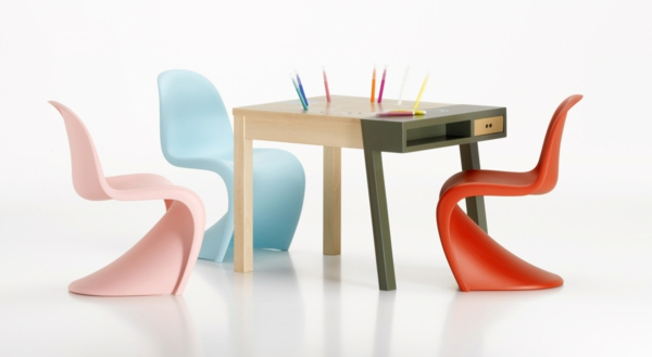 panton chair junior kinderzimmer möbel danisch design möbel