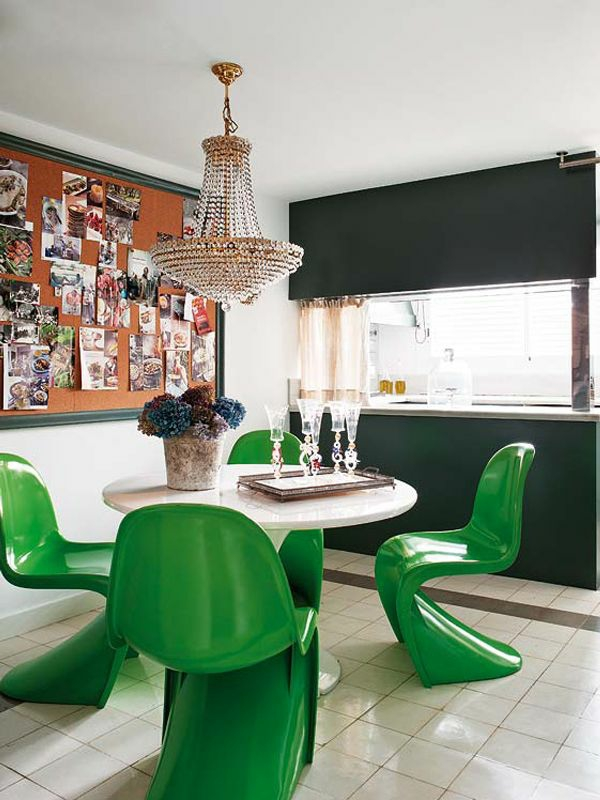 Panton Stuhl - der Klassiker unter den Designer Stühlen