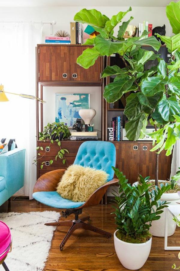 Schöne Zimmerpflanzen Bilder U2013 So Können Sie Ihre Wohnung Dekorieren ...