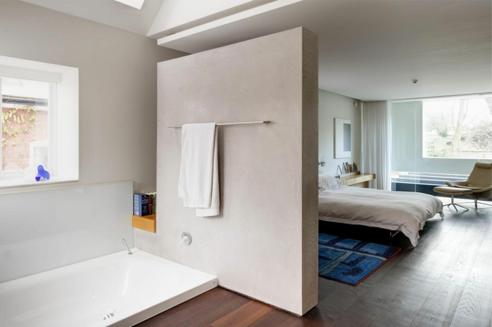 raumteiler vorhang ideen ~ die neuesten innenarchitekturideen - Schlafzimmer Mit Raumteiler