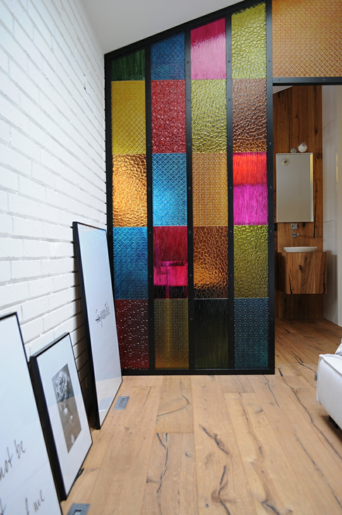 Free Standing Room Divider Wall