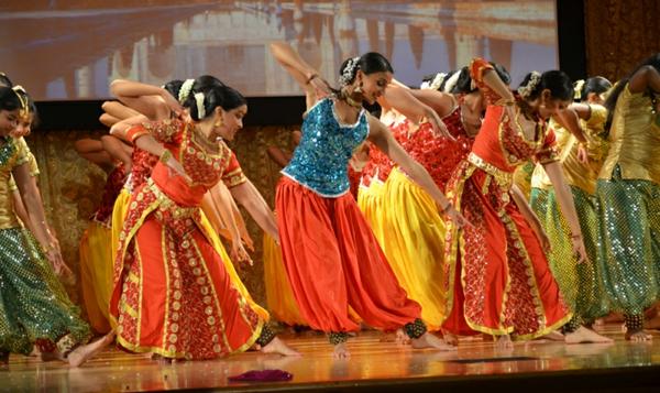 reise nach indien indische kultur tänze