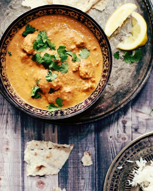 reise nach indien indisches essen brot