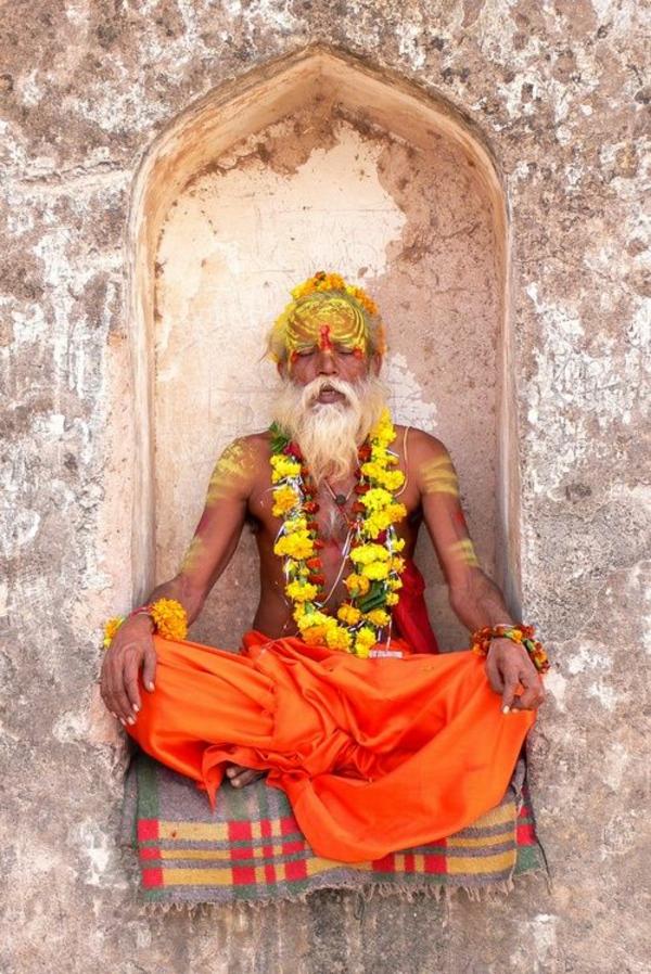 reise nach indien meditation yoga