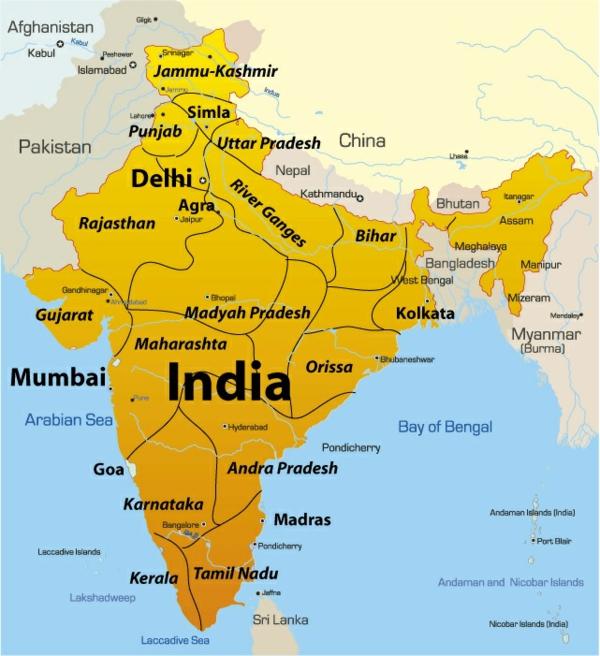 reise nach indien touristenvisum indien