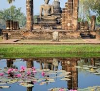 Eine Reise nach Thailand unternehmen und das Paradies entdecken