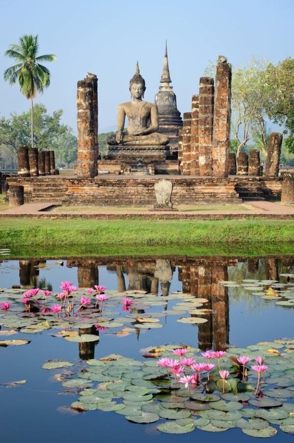 reise nach thailand rundreise Sukhothai Thailand