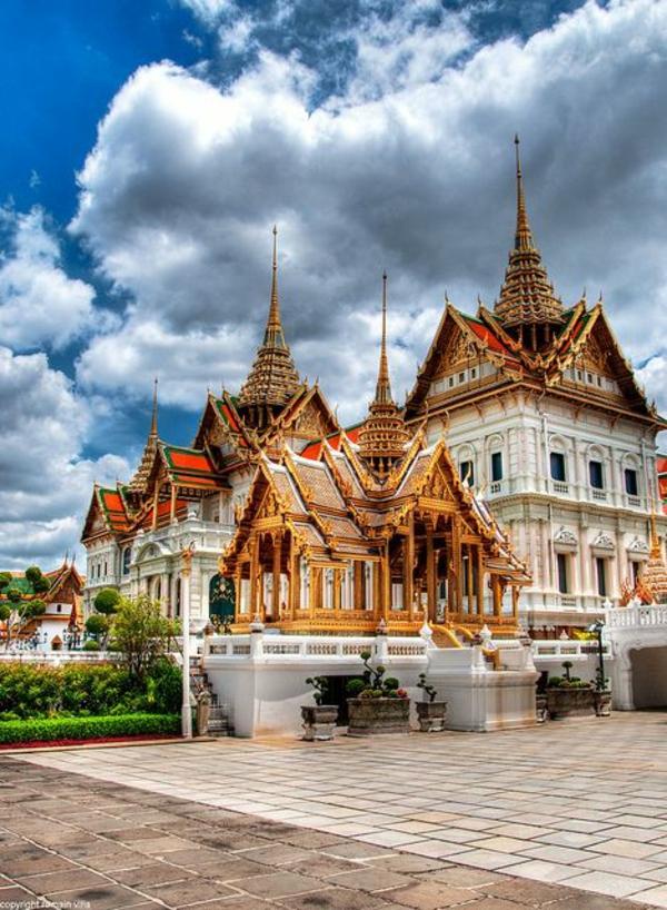 reise nach thailand rundreise grand palace