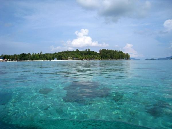 reise nach thailand rundreise schöne naturbilder thailand inseln