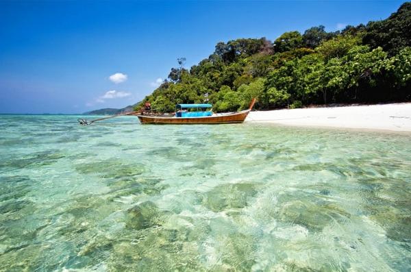 reise nach thailand rundreise thailand inseln boot